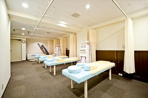 ファンタス鍼灸整骨院施術スペース写真